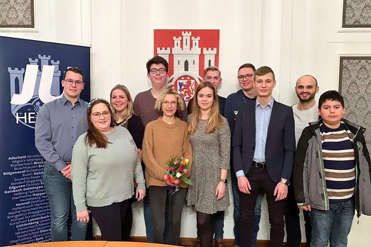 Junge Union Hennef wählt neuen Vorstand