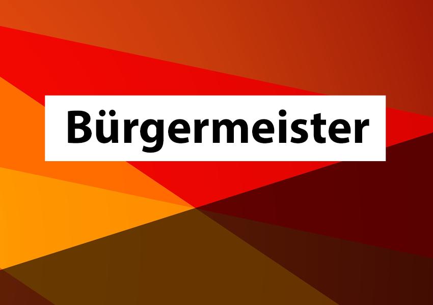 CDU Hennef: Bürgermeister