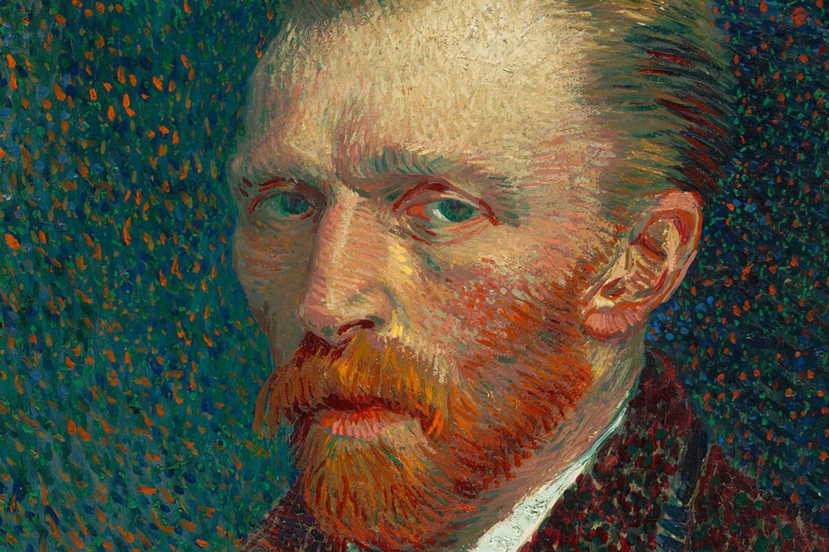 Vincent van Gogh und Weihnachtsmarkt