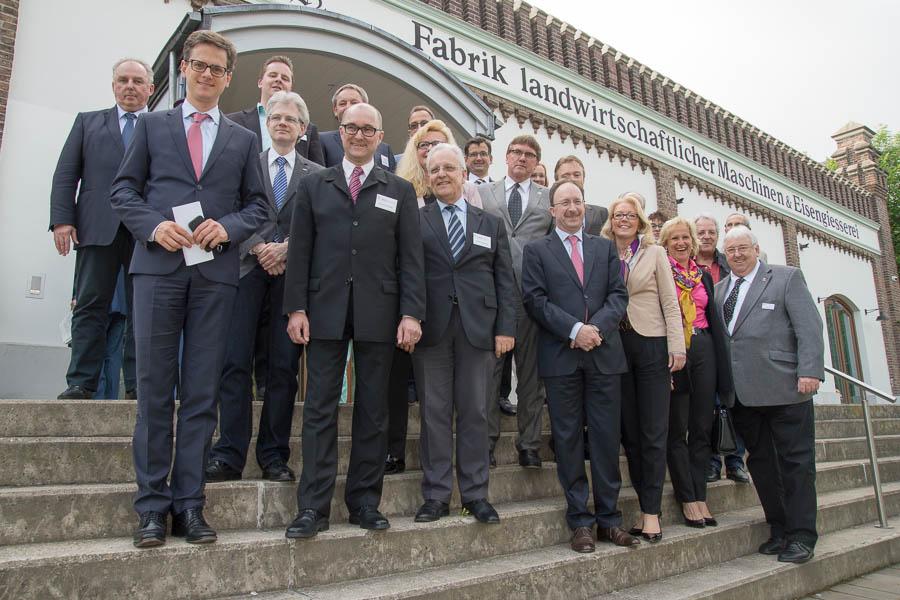 Gruppenbild der MIT Rhein-Sieg