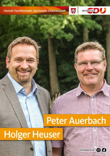 Wahlkreis 12: Siegtal / Weldergoven
