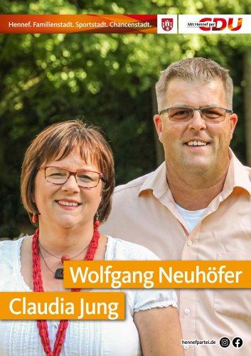 Wahlkreis 13: Dambroich / Rott / Söven