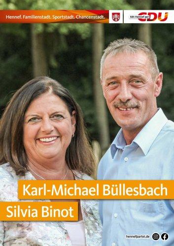 Wahlkreis 17: Eichholz / Dahlhausen