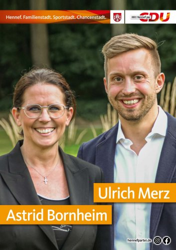 Wahlkreis 19: Happerschoss / Heisterschoss