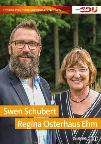 Wahlkreis 11: Edgoven / Westerhausen / Lanzenbach